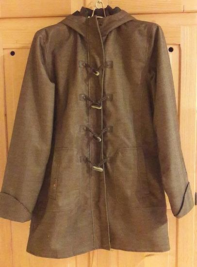 Sherpa vízálló téli kabát  9ed562edee