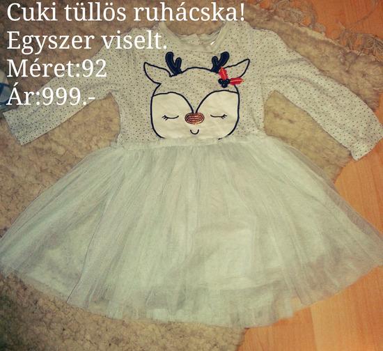683da7741d Eladó kislány ruhák,80/86/92, Biatorbágy - gardrobcsere.hu