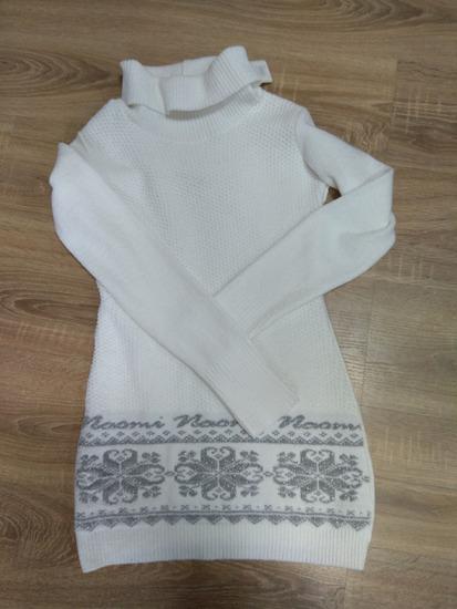 6280dffb2b Naomi fehér hosszított garbó, Fényeslitke - gardrobcsere.hu