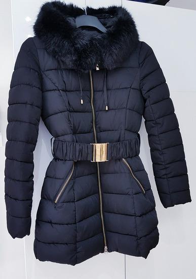 Alig használt S es téli kabát , Kecskemét gardrobcsere.hu