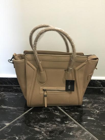 Cropp bézs színű női táska 475ae311b6