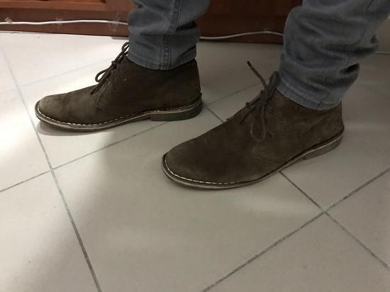 Férfi 44-es elegáns velúr cipő 621e2921eb
