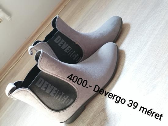 új dizájn legjobb hely gyönyörű design Devergo csizma, Eger - gardrobcsere.hu