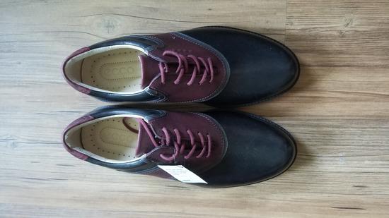 41-es ecco elegáns golf cipő 2a99506366