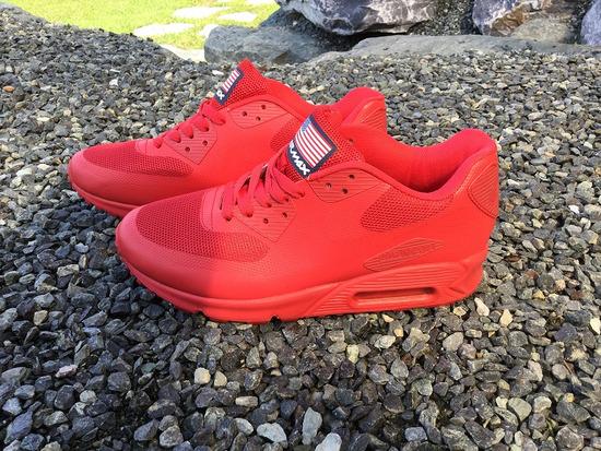 Piros Nike Air Max (replika), Szentgotthárd gardrobcsere.hu