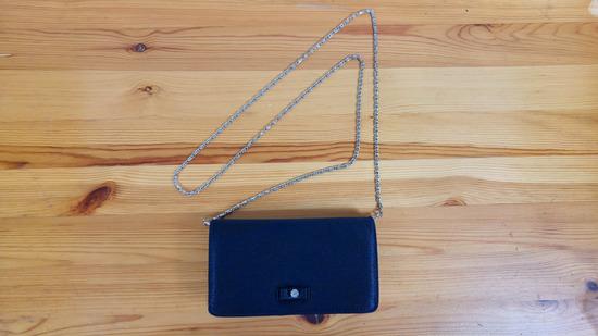 Eladó újszerű kék Carpisa alkalmi táska ffce786198