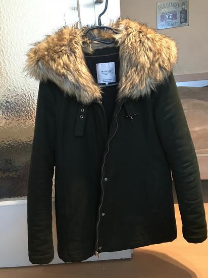 ZARA téli kabát 1a0a59879c