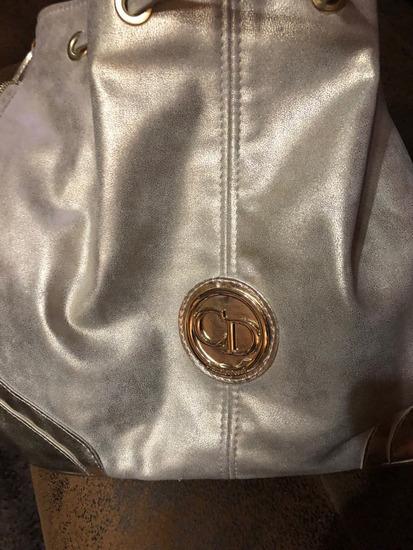 Claudio Dessi arany táska  fa470c8a48