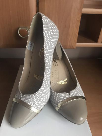 Bioeco kényelmi magassarkú bőr cipő 36 4de977618d