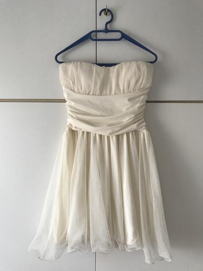 453eb1f96c Ekrü színű alkalmi ruha(törtfehér), Aszód - gardrobcsere.hu