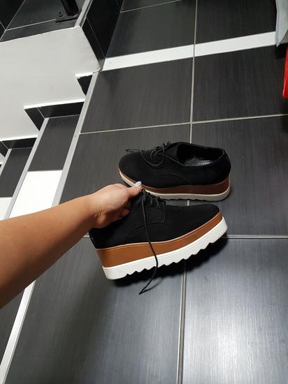 Stella Mccartney stílusú platform cipő d4cd4fa3fd