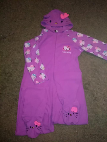 Hello Kitty pizsama overál  cbc250b85a