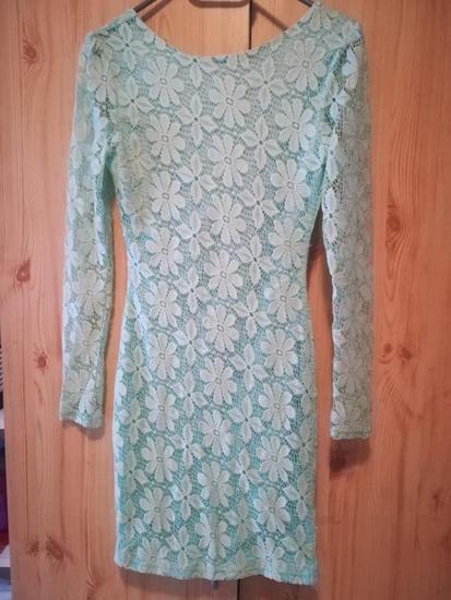 fe504f63a11b Menta zöld alkalmi ruha, Újfehértó - gardrobcsere.hu