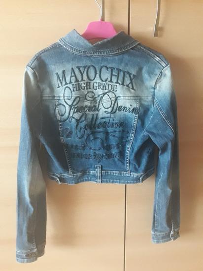 Mayo chix farmer kabát 1fb1f154b6
