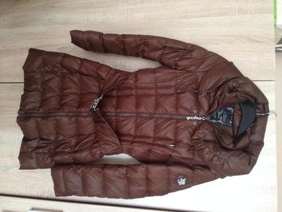 d3e0cecf02 Mayo Chix s-es barna újszerű toll kabát, Kaposvár - gardrobcsere.hu