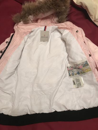 Eredeti moncler kislány kabát  56a4ee1400