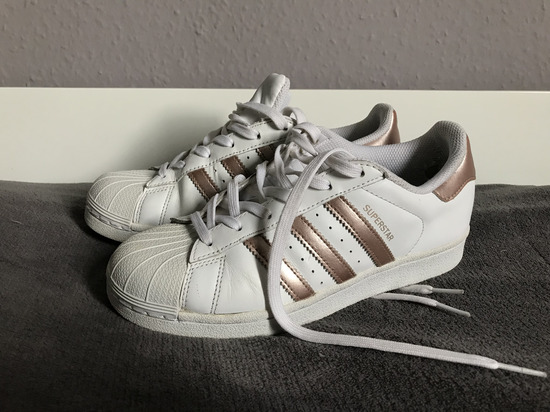 look good shoes sale first rate huge discount Adidas superstar rose gold 37 1/3, Budapest - gardrobcsere.hu
