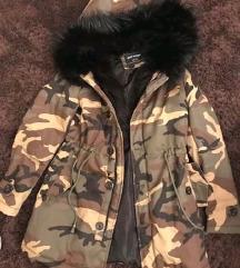 Terepmimtas tavaszi kabát eladó