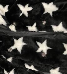 Női műszőrme téli kabát vadonatúj