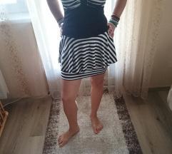 My77 cimkés női nyári ruha M méret
