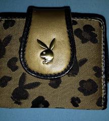 Playboy leopárd mintás pénztárca(original)ÚJ