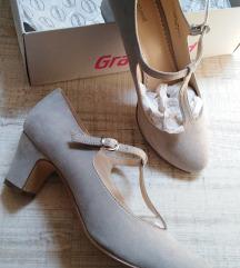 Deichman, magassarkú cipő