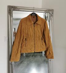 H&M kordbársony kabát M
