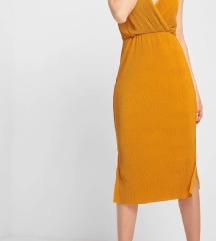 Pántos ruha - sárga