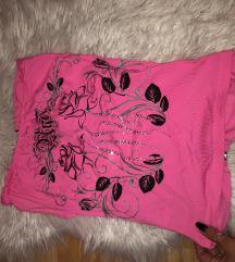 My77 pink felső