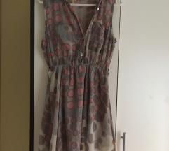 Pöttyös nyári ruha