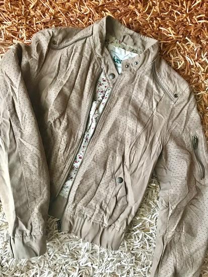 Bershka átmeneti kabát S-M