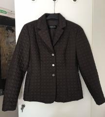 Betty Barclay barna steppelt dzseki kabát