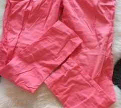 Rózsaszín nyári nadrág