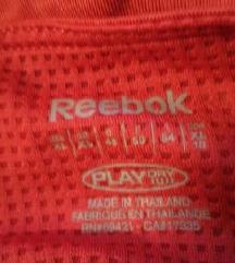 Reebok meggypiros play dry sport top
