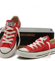 Piros Converse