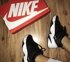 Nike m2k tekno fekete új