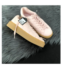 Új platform cipő 37