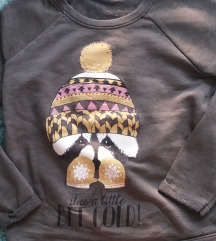 Cuki téli pulóver