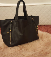 Bershka shopper bag