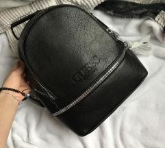 Fekete GUESS hátizsák