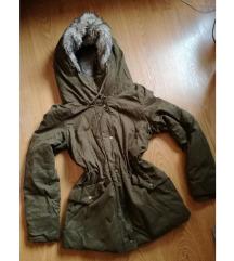 Téli kabát PULL&BEAR (S) [ÚJ]