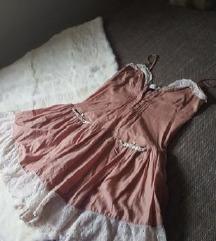 Zara vintage style ruha