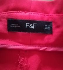 F&f piros paperbag culotte