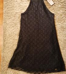 Új fekete csipkés Mohito ruha