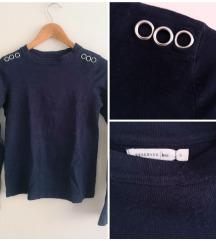 RESERVED kék pulcsi