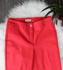 Új piros nadrág + blúz