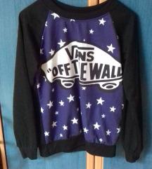 Külföldről rendelt Vans pulóver