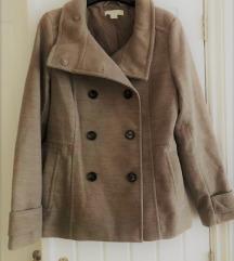 H&M bézs kabát