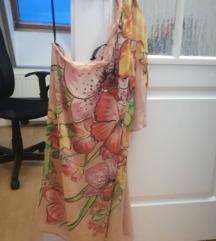 Olasz félvállas ruha