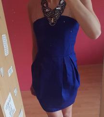 Kék alkalmi ruha